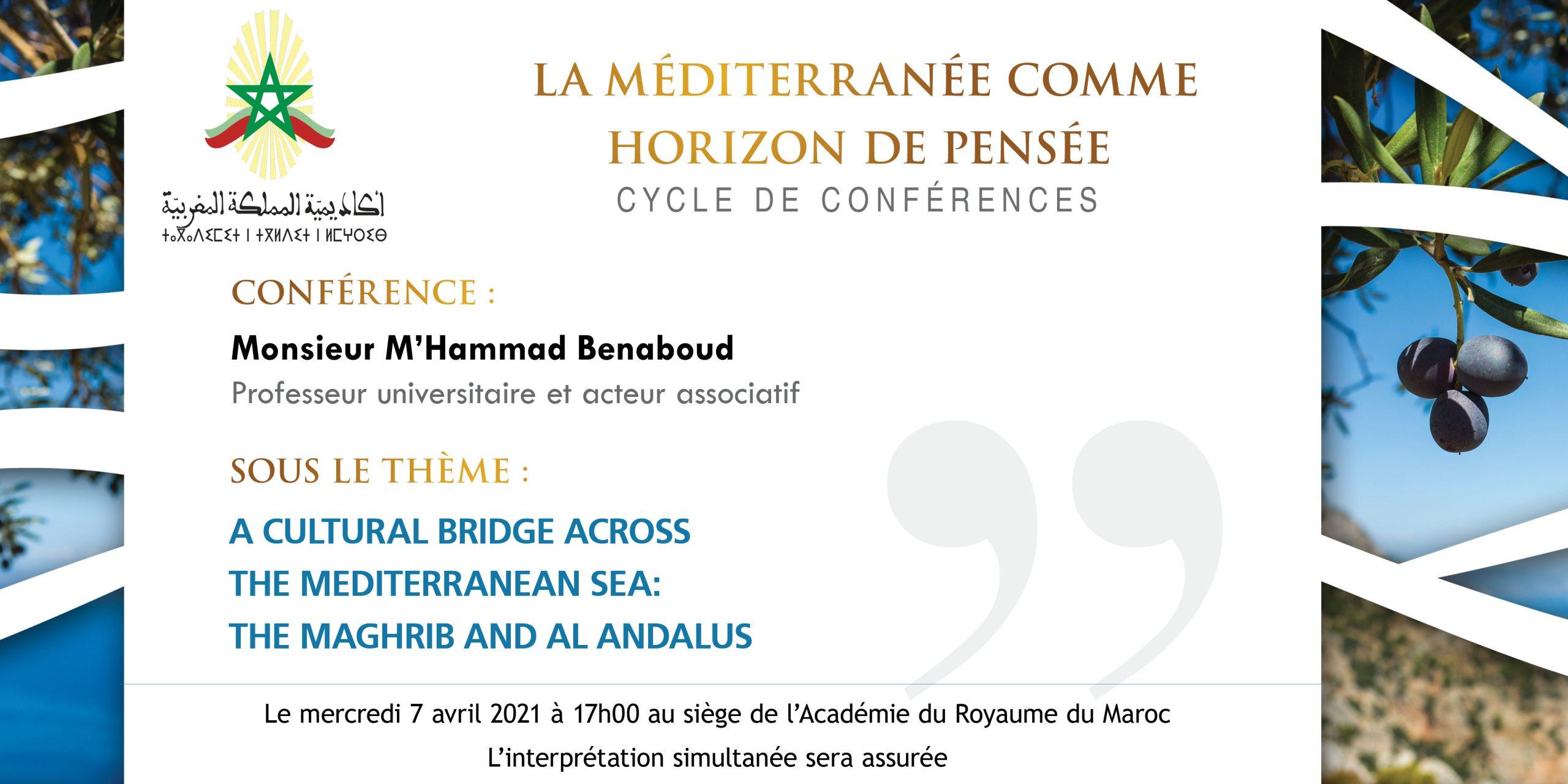 A Cultural Bridge Across the Mediterranean Sea: The Maghrib and Al Andalus